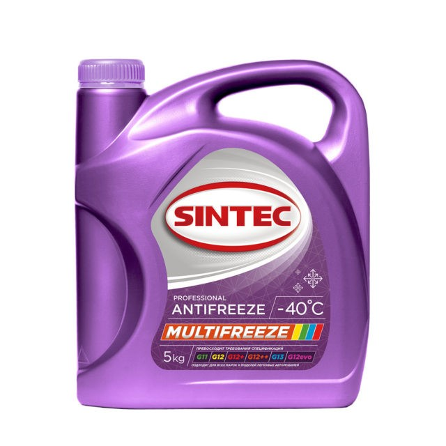 Sintec Multifreeze